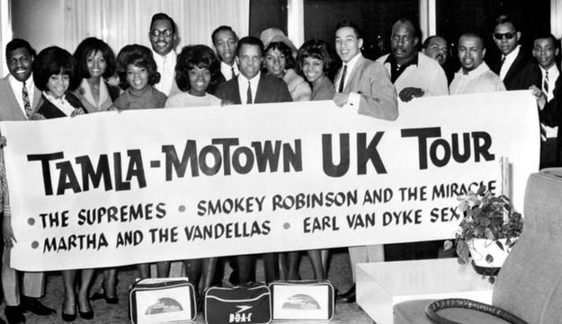 SHOUT! Motown & 60's Night